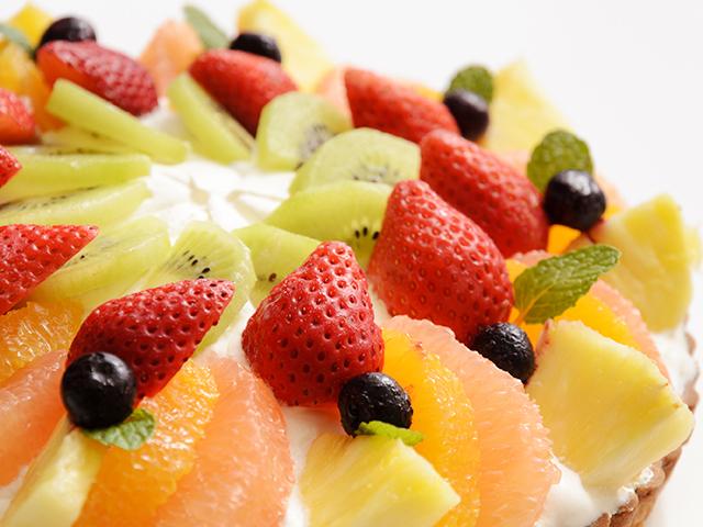 季節のフルーツデザート